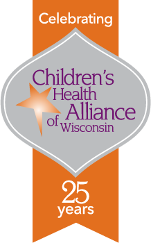Children's Health Alliance of Wisconsin Logo