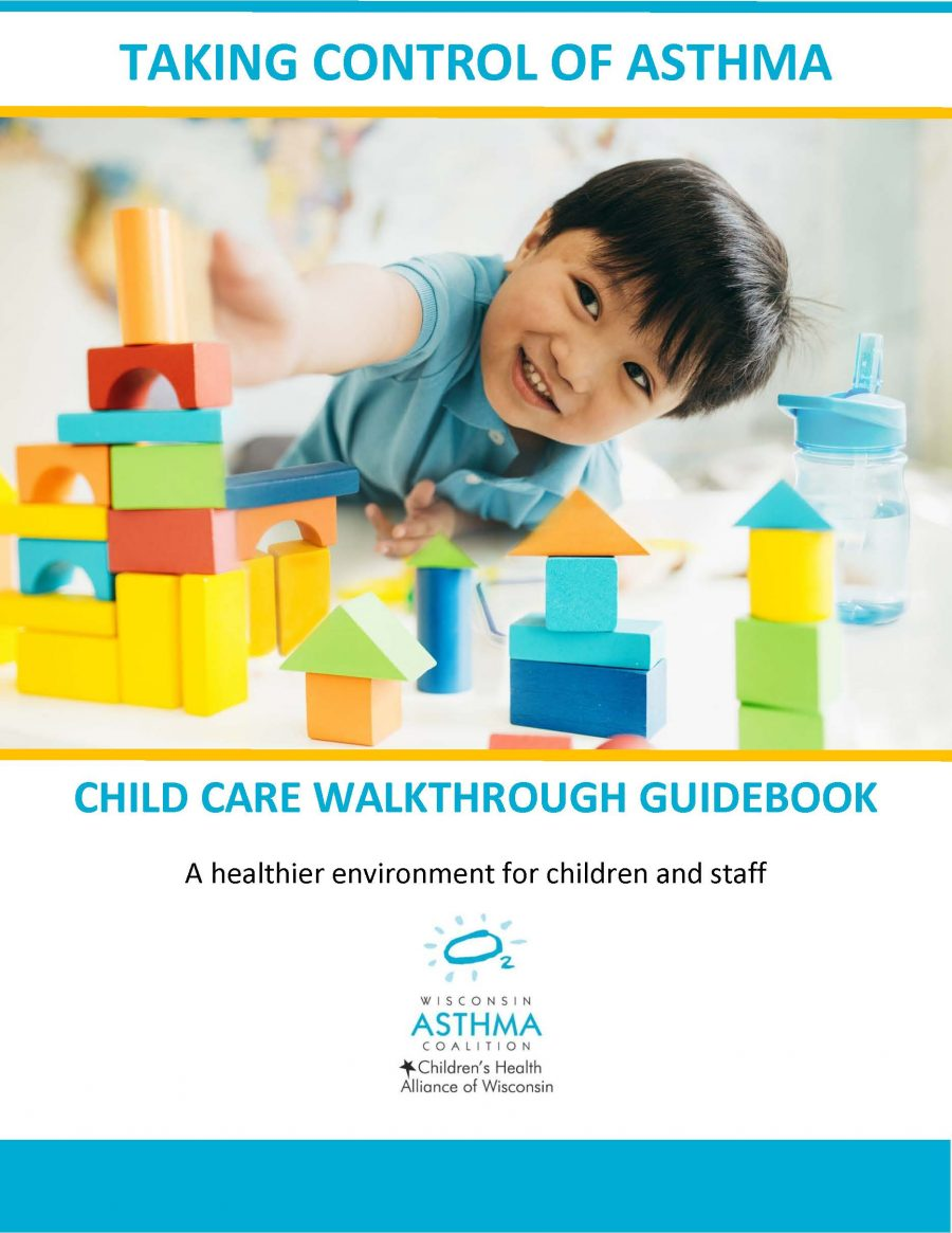 Taking Control of Asthma Child Care Walkthrough Guidebook