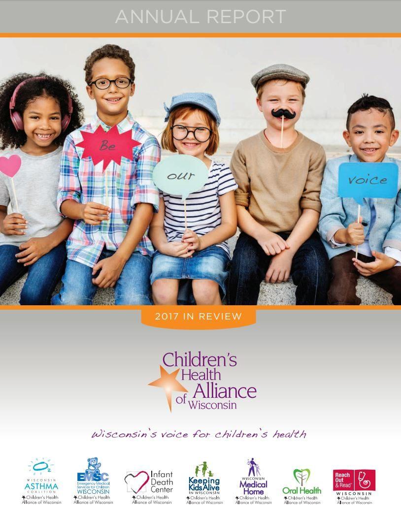 2017 Alliance Annual Report