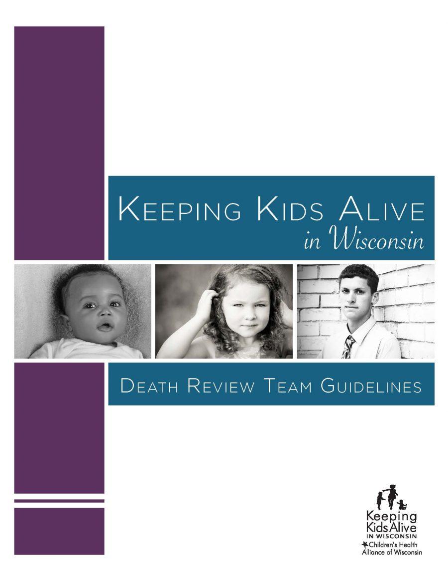 Keeping Kids Alive Guidebook- Page 1