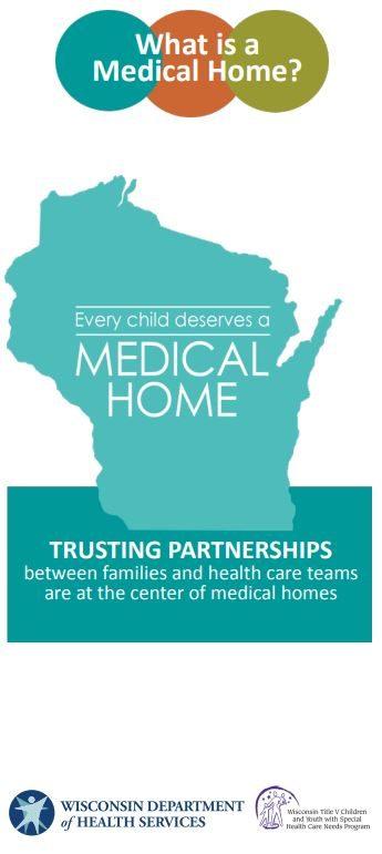 Medical Home Brochure