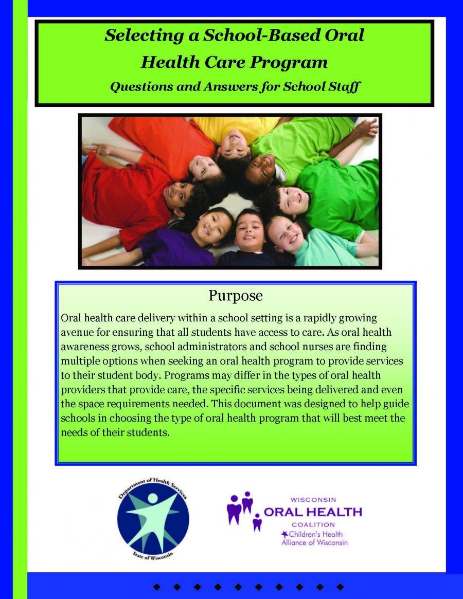 Selecting a School-Based Program